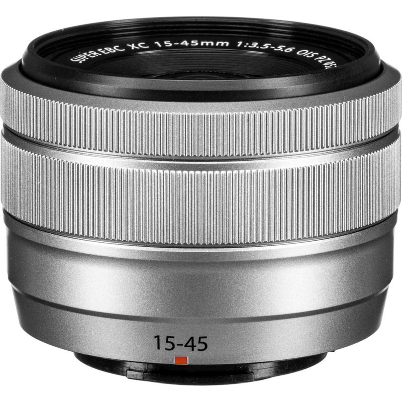 Fuji 15-45 mm f/3,5-5,6