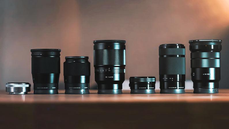 OBIETTIVI FOTOGRAFICI: tipologie e utilizzi