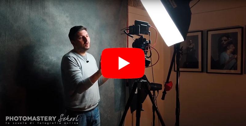 VIDEO: DIFFUSORI FOTOGRAFIA - Quello che devi sapere (Enzo Alessandra)