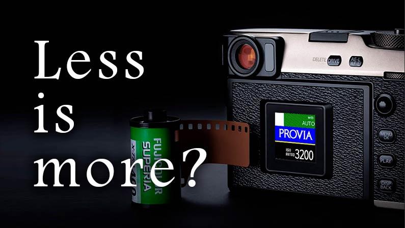 Fuji X-PRO3 e Leica M10-D: corpo ANALOGICO, cuore DIGITALE
