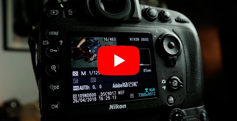 VIDEO: Come leggere l'ISTOGRAMMA