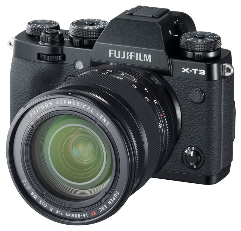 Fujifilm X-T3 (APS-C)