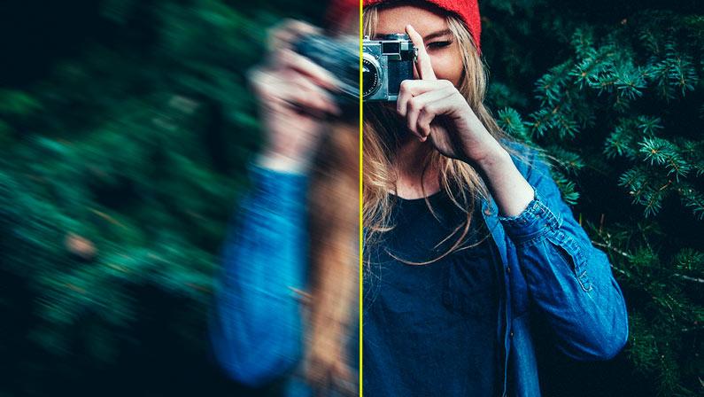 Perché le FOTO vengono MOSSE (e COME EVITARLO)