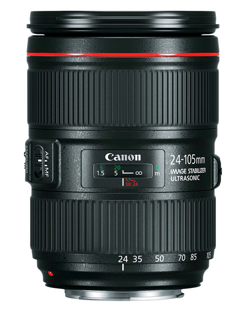 Canon 24-105 mm 1:4