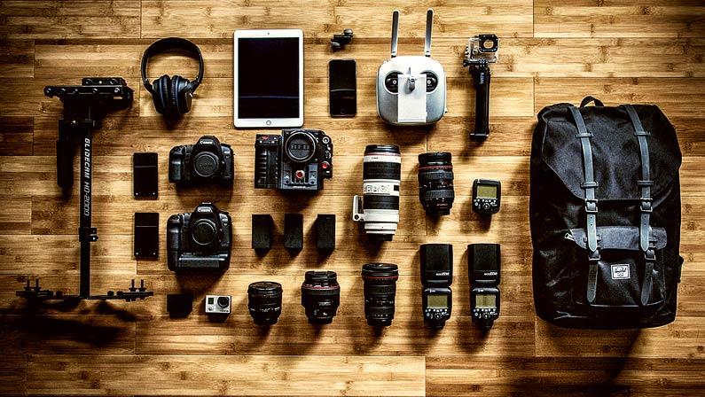 TRE ACCESSORI FOTOGRAFICI sui cui (si può) RISPARMIARE