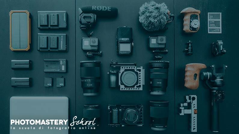 Essere PREPARATI: il CONTROLLO dell'ATTREZZATURA fotografica