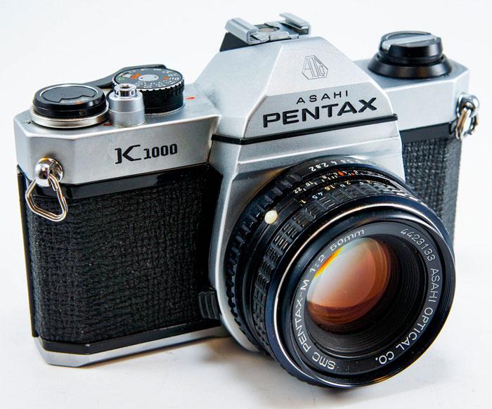 Pentax K1000 (1976)