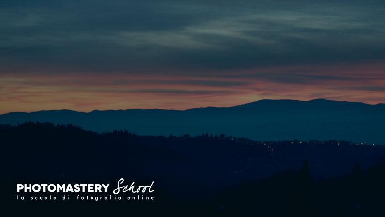 Fotografare all'alba e al tramonto: ora d'oro (golden hour) e ora blu (consigli pratici)