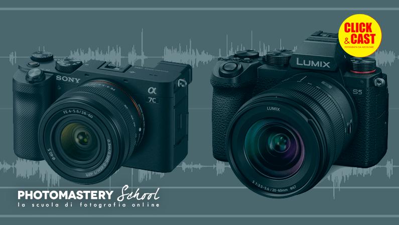 Fotocamere FULL FRAME ENTRY LEVEL COMPATTE… Altro da aggiungere? | PODCAST