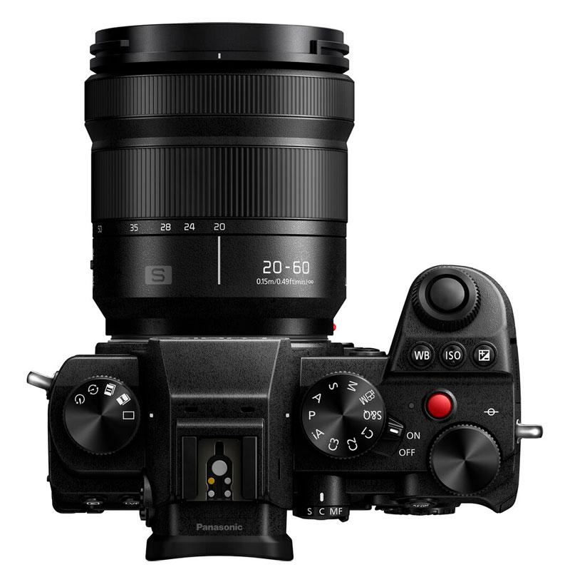 Lumix S5 + 20-60 mm (kit)