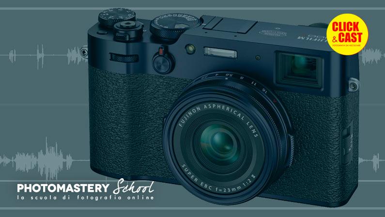 Imparare a Fotografare con una Compatta Evoluta | PODCAST