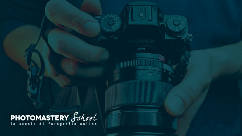 Inizia gratuitamente il tuo corso completo di fotografia!