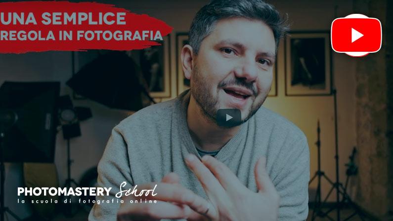 Ecco una regola semplice che cambierà il tuo modo di fotografare